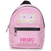 Tasker Rygsække Kenzo TIGER MINI RUCKSACK Pink