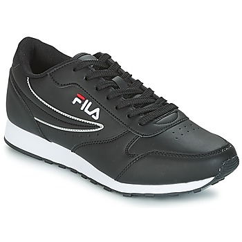 Sko Herre Lave sneakers Fila ORBIT LOW Sort