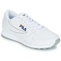 Sko Herre Lave sneakers Fila ORBIT LOW Hvid