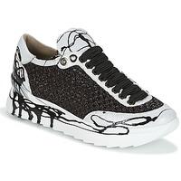 Sko Dame Lave sneakers Now CARK Sort / Hvid