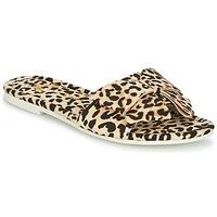 Sko Dame Tøfler Lola Ramona COCCO Leopard