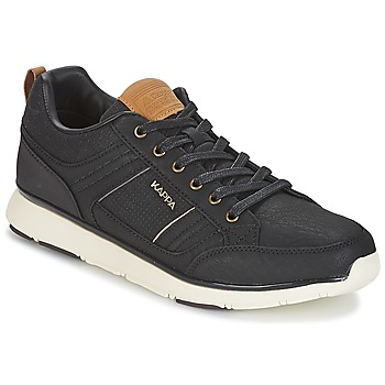 Sko Herre Lave sneakers Kappa SIMEHUS Sort