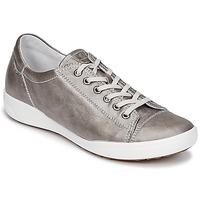 Sko Dame Lave sneakers Josef Seibel SINA 11 Sølv