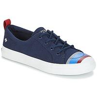 Sko Dame Lave sneakers Sperry Top-Sider CREST VIBE BUOY STRIPE Marineblå