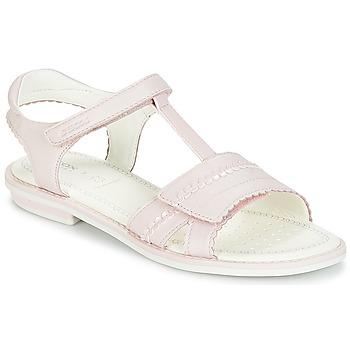 Sko Pige Sandaler Geox J S.GIGLIO A Pink