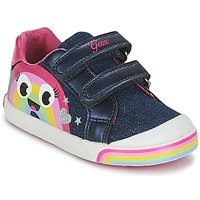 Sko Pige Lave sneakers Geox B KILWI G. C Jeans / Pink