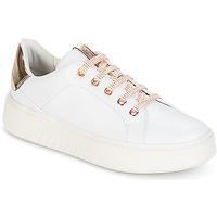 Sko Dame Lave sneakers Geox D NHENBUS A Hvid