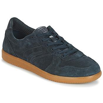 Sko Herre Lave sneakers Geox U KEILAN C Blå