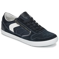 Sko Herre Lave sneakers Geox U BOX C Blå
