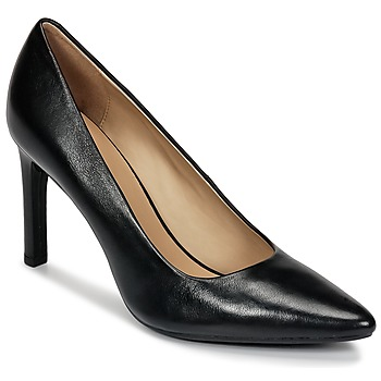 Sko Dame Pumps Geox FAVIOLA C Sort