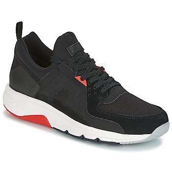 Sko Herre Lave sneakers Camper DRIFT Sort