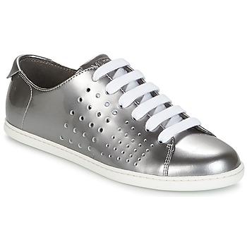 Sko Dame Lave sneakers Camper TWS Sølv