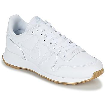 Sko Dame Lave sneakers Nike INTERNATIONALIST W Hvid