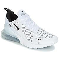 Sko Herre Lave sneakers Nike AIR MAX 270 Hvid / Sort