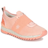 Sko Dame Lave sneakers Marc O'Polo GARIS Pink / Beige