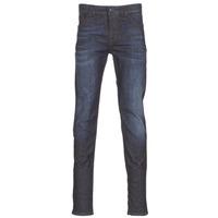 textil Herre Smalle jeans Sisley FLAGADU Blå / Mørk