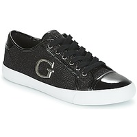 Sko Dame Lave sneakers Guess ELLY Sort