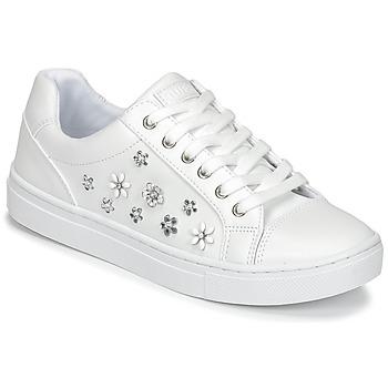Sko Dame Lave sneakers Guess JAMIT Hvid