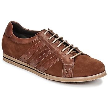 Sko Herre Lave sneakers So Size GOPINETTE Brun