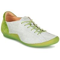 Sko Dame Lave sneakers Think CAVAER Grå