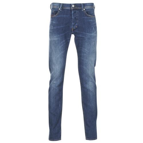 textil Herre Smalle jeans Diesel TEPPHAR Blå / 0688a