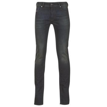 textil Herre Jeans - skinny Diesel SLEENKER Blå / 0842q
