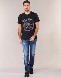 textil Herre Smalle jeans Diesel THOMMER Blå / 084mx