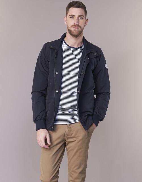 textil Herre Jakker Scotch & Soda POLAFE Marineblå