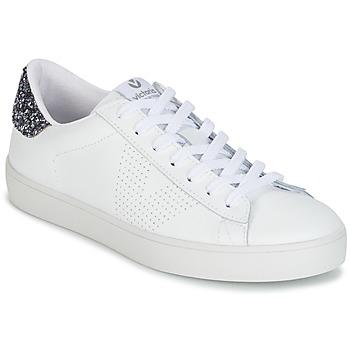 Sko Dame Lave sneakers Victoria DEPORTIVO PIEL Hvid