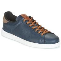 Sko Herre Lave sneakers Victoria DEPORTIVO PU CONTRASTE Blå