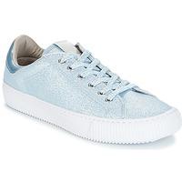 Sko Dame Lave sneakers Victoria DEPORTIVO LUREX Blå