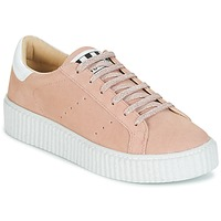 Sko Dame Lave sneakers No Name PICADILLY SNEAKER Pink