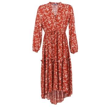 textil Dame Lange kjoler Betty London HALETTE Rød