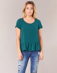 textil Dame Toppe / Bluser Betty London INOTTE Grøn