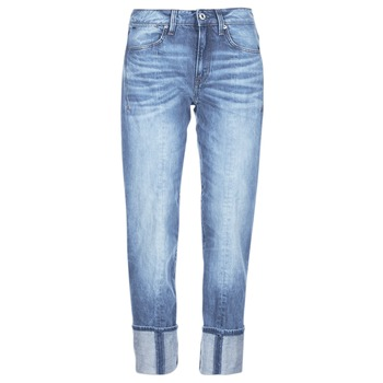 textil Dame Jeans - 3/4 & 7/8 G-Star Raw LANC 3D HIGH STRAIGHT 11ozsena