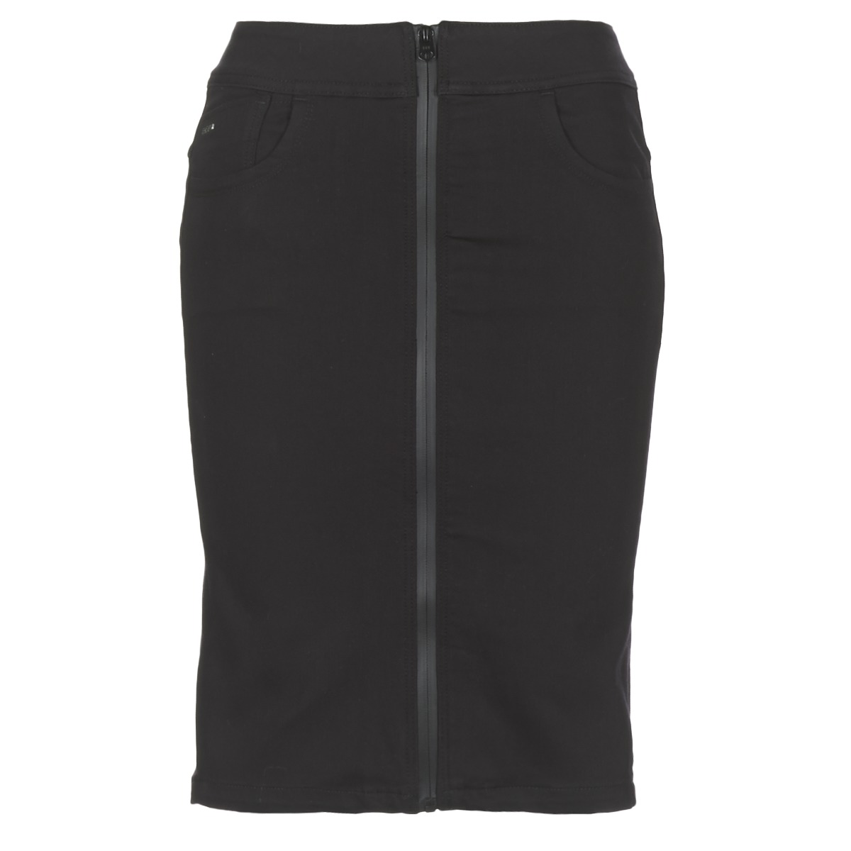 Korte nederdele G-Star Raw  LYNN LUNAR HIGH SLIM SKIRT