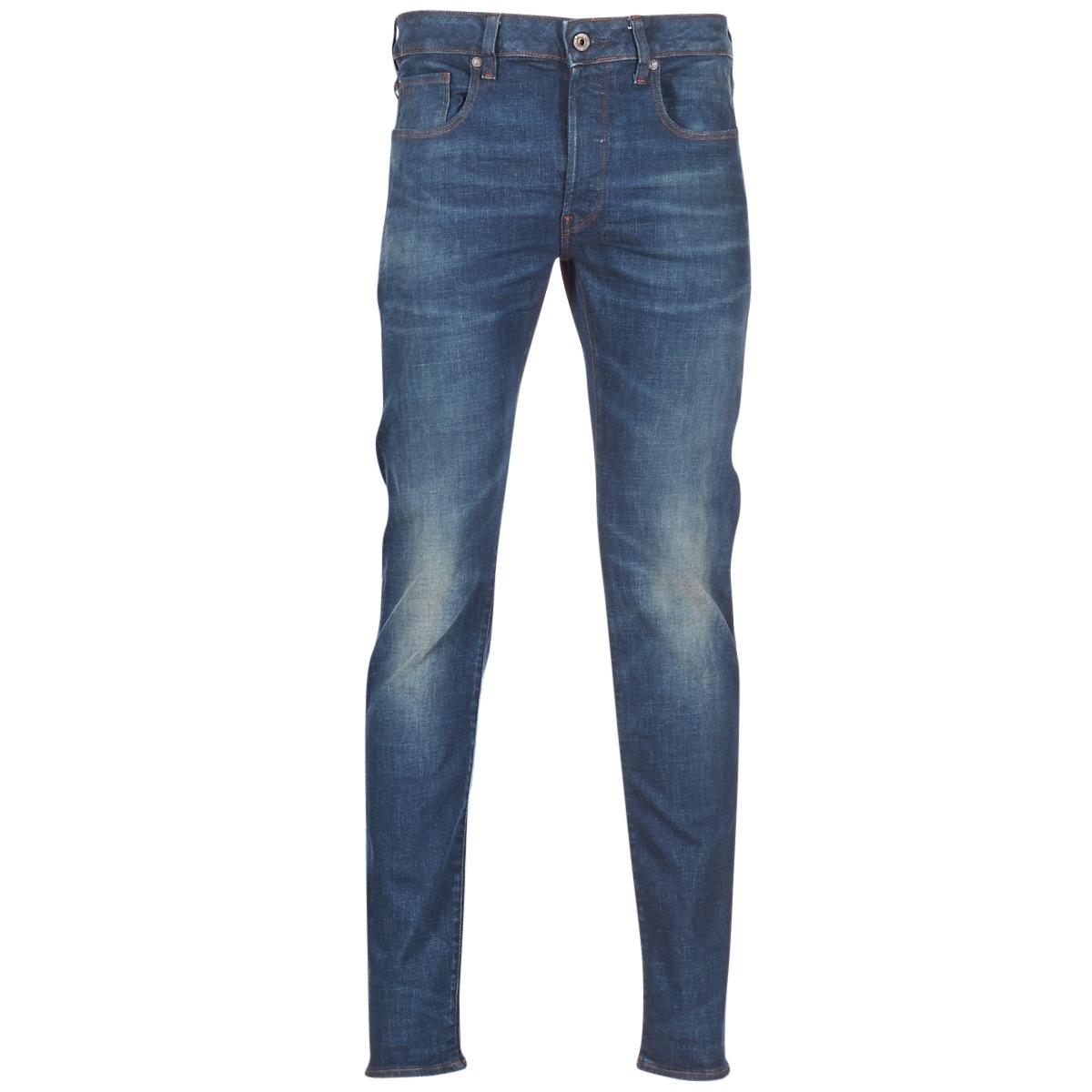 Smalle jeans G-Star Raw  3301 SLIM