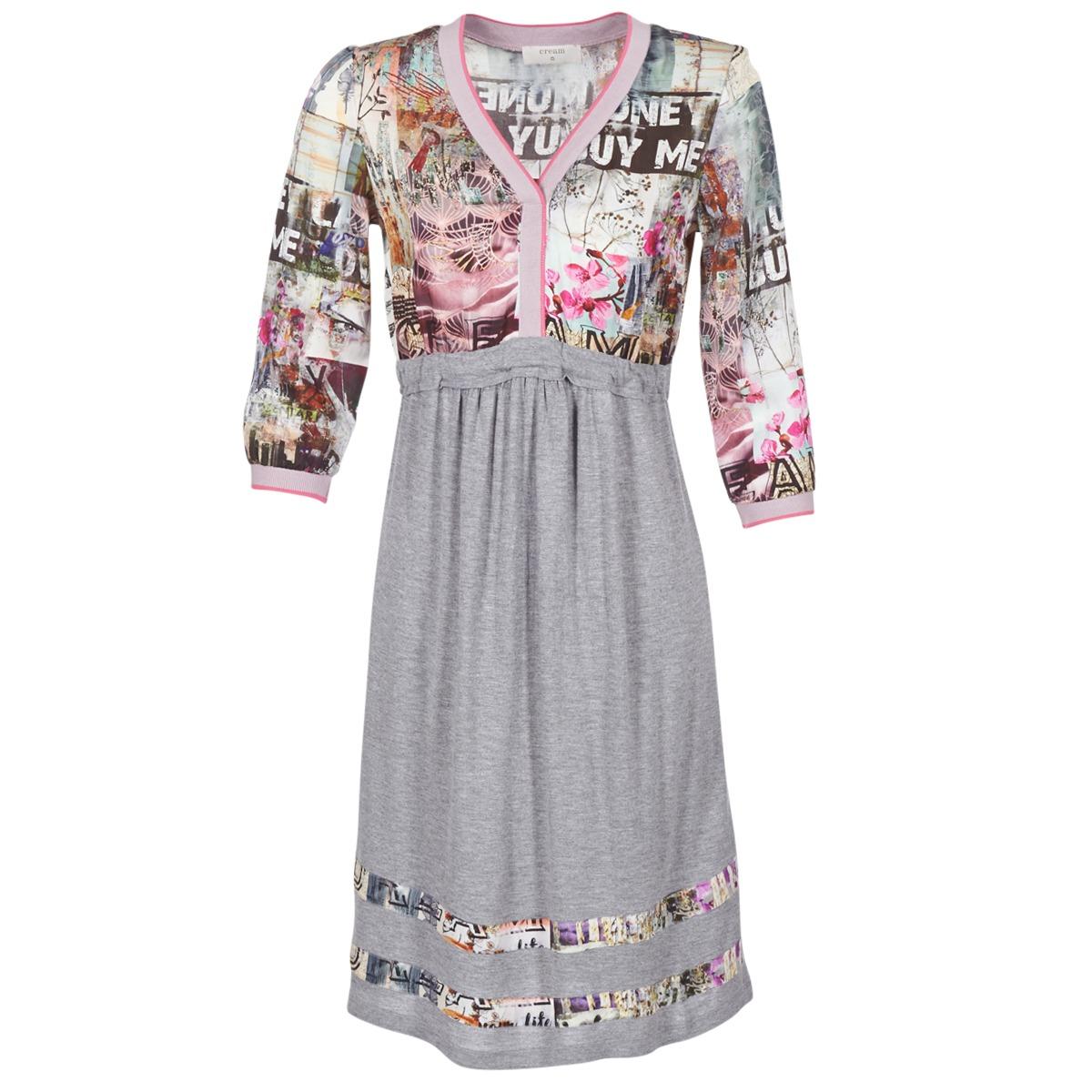 Korte kjoler Cream  ZAIROCE