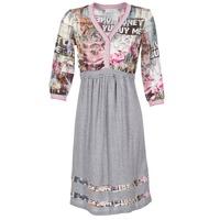 textil Dame Korte kjoler Cream ZAIROCE Grå
