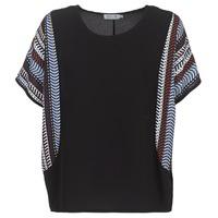 textil Dame Toppe / Bluser Molly Bracken VEVE Sort