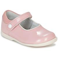 Sko Pige Ballerinaer Start Rite NANCY Pink
