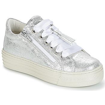 Sko Pige Lave sneakers Primigi RAPATITE Sølv