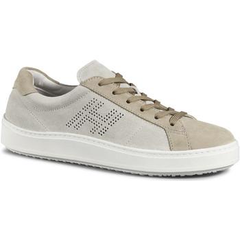 Sko Herre Lave sneakers Hogan HXM3020X480HG0241L beige