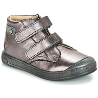 Sko Pige Høje sneakers GBB RACHEL Violet / Metal