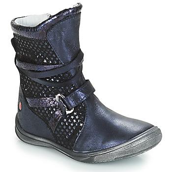 Sko Pige Chikke støvler GBB ROSANA Blå