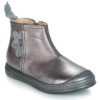 Sko Pige Chikke støvler GBB ROMANE Vte / Træ / Pink / Dpf / Edit