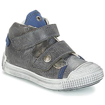 Sko Dreng Høje sneakers GBB ROMULUS Grå