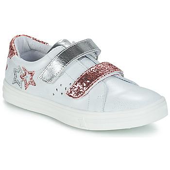Sko Pige Chikke støvler GBB SANDRA Vte / Perlemor-rosa / Dpf / Dolby