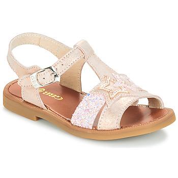Sko Pige Sandaler GBB SHANTI Pink