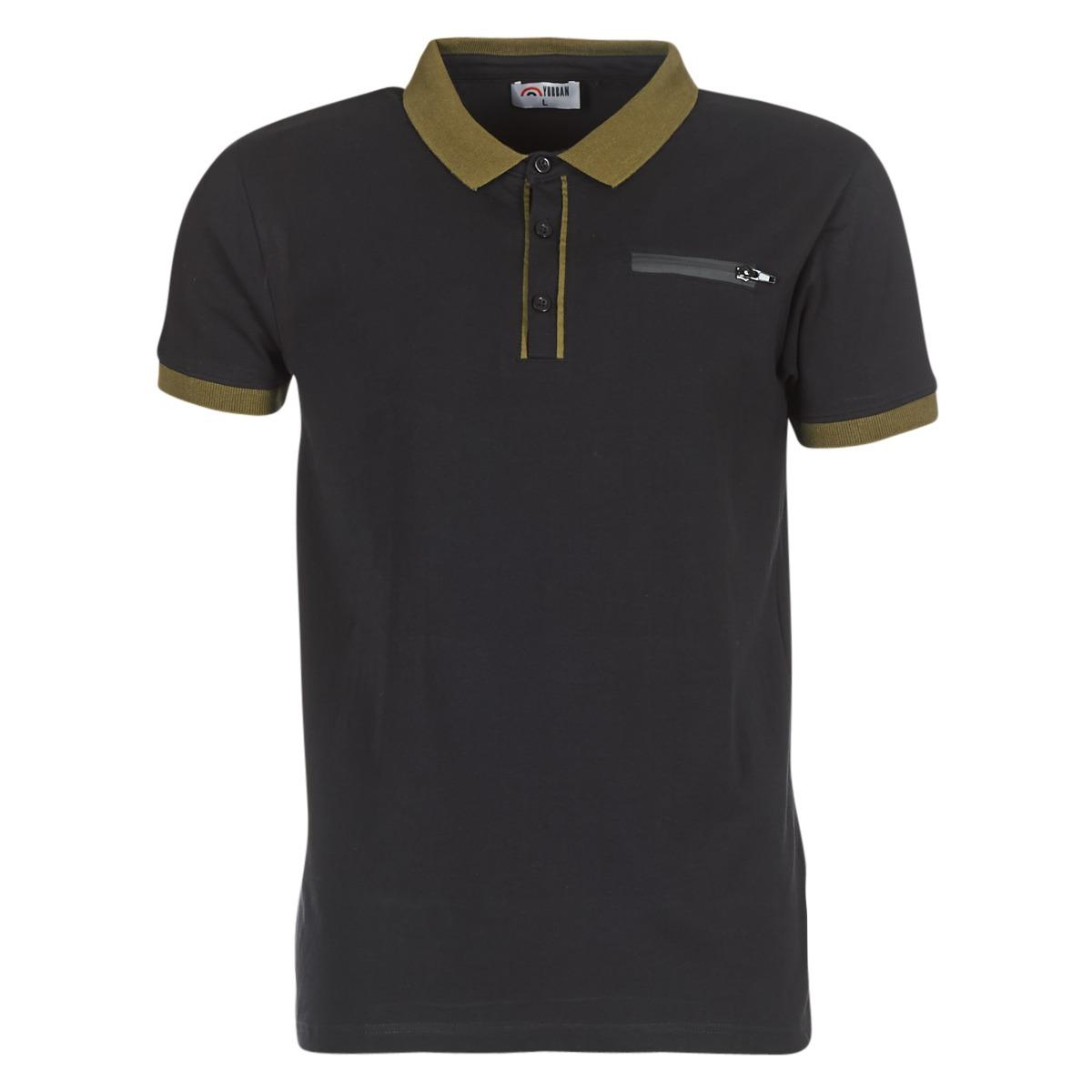 Polo-t-shirts m. korte ærmer Yurban  IMARTINGO